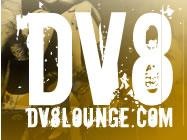 DV8 Lounge Logo